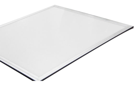 Çin Commercial Ceiling LED Panel Light 600x600 Warm White Dimmable 85 - 265VAC Distribütör