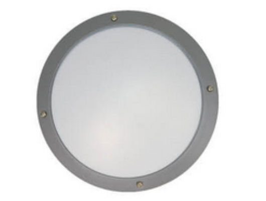Çin Wall pack 3000K bulkhead lights outdoor , led bulkhead lamp IK10 CE certified Distribütör